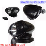 35/55W HID Remote Controller Spotlight, HID Searchlight, Wire Less Search Light. per Boat, Marine, 4X4 fuori da Road Use