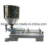 Máquina de rellenar de la venta de la goma caliente de la Solo-Pista