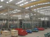 20t 톤 유럽 기준 단 하나 상자 대들보 천장 기중기