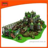 Venta caliente en el interior de franquicia de Dinosaurios Treehouse juegos de jardín