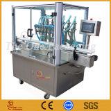 Стекло Китая 6 Nozzels 1000ml/машина завалки бутылки пластмассы/металла