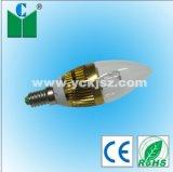 Lâmpada Vela LED 4W E12/E14/E17 (ELLZ-03CLPW-BNEX04)