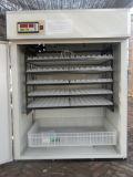Incubateur bon marché automatique d'oeufs de canard de certificat de la CE