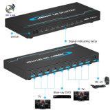 Переключатель 8 Port HDMI для полной индикации цвета HD HD 1080P глубокой на 8 TV
