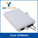 2 salidas 1*2 PLC Splitter SC/APC connector Caja Terminal o de Distribucion