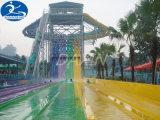 Trasparenza di acqua Multilane della concorrenza variopinta