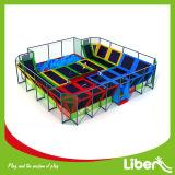 Liben fabricante profesional de una gran piscina con trampolín Park