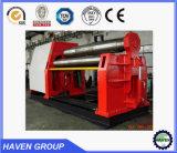 Machine hydraulique de dépliement en acier et de roulement de plaque des rouleaux W12S-8X2500 4