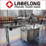 Machine à étiquettes de fonte chaude de Fed de roulis de grande capacité pour la ligne de flottaison minérale