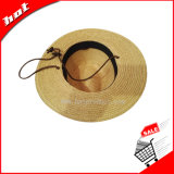 Chapéu de Panamá Chapéu de palha Chapéu de papel Chapéu de palha Raffia