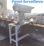 câmara de segurança infravermelha do laser do zumbido da visão noturna PTZ da escala longa de 5km