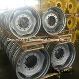 جرار فولاذ عجلة [30إكسو12], [و12إكس24], جرار [فرونت وهيل] حافّة فولاذ عجلة حافّة