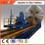 Máquina horizontal do torno da precisão C61200 resistente chinesa para a venda
