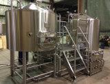 Chaîne de production commerciale de bière de matériel de brasserie de bière