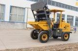 Dumper привода колеса 2000kg 4X4 гидровлический