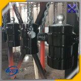 Pequeño cilindro hidráulico telescópico en venta