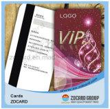 Associação de clubes de plástico Cartões VIP com fita magnética