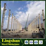 De Workshop van de Structuur van het staal in Angola