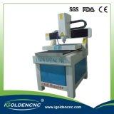 Máquina de moldear del ranurador del CNC para la madera, acrílico, plástico, metal