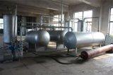pneumático da pirólise 12ton ao cheiro ruim de Wihout da planta de petróleo