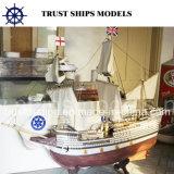 Decoration domestico 31cm Hms Victory Wooden Ship Model