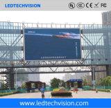 Mur visuel extérieur de P10mm DEL TV imperméable à l'eau