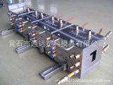 WPC PVC Puerta y ventana de la máquina de extrusión de plástico molde/molde/herramienta morir
