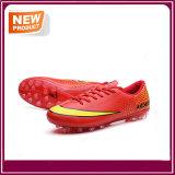 Heißer Salesport Fußball bereift Fußball-Schuhe