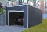 車のガレージのガレージテントによって電流を通されるフレームのガレージのガレージ(BYG-0001)