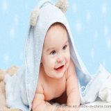 동물 디자인 고품질을%s 가진 100%년 면 아기 두건이 있는 목욕 수건