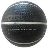 إطار سطحيّة [هيغقوليتي] مطاط كرة سلّة