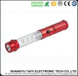 55-90lm CREE+Samsung LED 야영 작동되는 가벼운 플래쉬 등