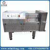 Автомат для резки мяса цыпленка кубика нержавеющей стали