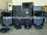 Vrx918sp Powered Harga Speaker Subwoofer 18 polegadas DJ Bass Speaker