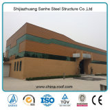 Prefabricated Light Steel Frame Commercial Buildings for Warehouse and Workshop