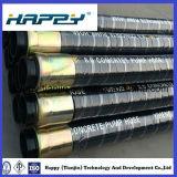 Tubo flessibile di gomma resistente del petrolio della pompa per calcestruzzo