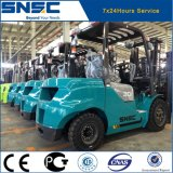 Forklift novo do diesel do Forklift de 3t China Snsc