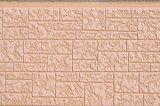 Revestimento da parede da decoração do material de construção para casa pré-fabricada