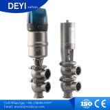 中国の熱い販売の制御ヘッドが付いている空気の分流器弁