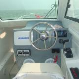 caminhada de 8.8m em torno do barco da velocidade da fibra de vidro