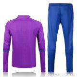 Дешевая оптовая продажа костюма тренировки Tracksuit футбола клуба костюма следа