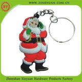На заводе лучший продавать Санта-Клаус цепочки ключей