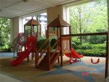 Het openlucht Type van Speelplaats en de Plastic Spelen van de Speelplaats van de Speelplaats Materiële
