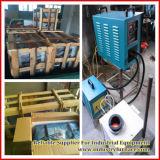 15kw, 220V, kleiner Schmelzer der Induktions-3kg/5kg/Ofen/Ofen für Gold/Platin/das Rhodium-/Silber-/Legierungs-Schmelzen/Wärme-Holding