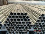 A795 UL FMの証明書が付いている熱い浸された亜鉛によって塗られる溶接された防火鋼管