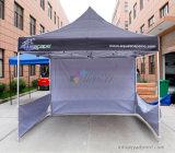 portables al aire libre del 10X10FT surgen la tienda plegable de aluminio de la visualización del pabellón