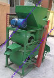 Cacahuete del uso de la granja de China pequeño que descasca la máquina del desgranador del cacahuete