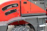 スウェーデンの農機具として油圧ジョイスティックWl100の車輪のローダー