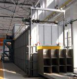Linha de produção de alumínio Shining global maquinaria do perfil