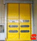Porta de empilhamento, porta de empilhamento flexível, porta de empilhamento mega (HF-001)
